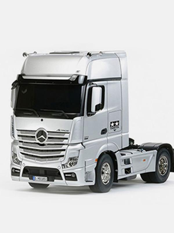 Mercedes Benz Actros Truck 1 18